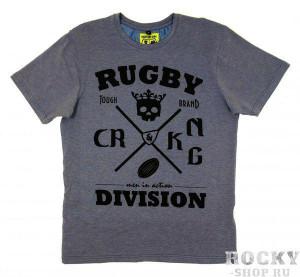 Футболка Rugby Division CrewandKing