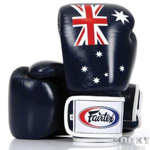 Боксерские перчатки Fairtex BGV1 Australia, 10 OZ Fairtex