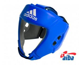 Шлем боксерский для соревнований, Синий Adidas
